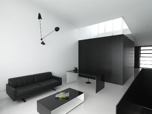 Skim Milk: Strelein Warehouse by Ian Moore Architects