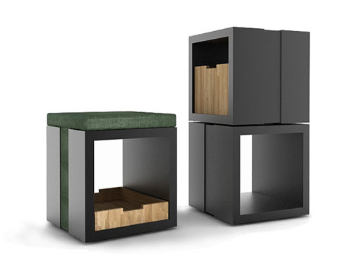 B kube by 5lab in main home furnishings  Category