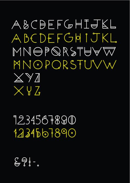 Konrad Bednarski Fonts in main art  Category