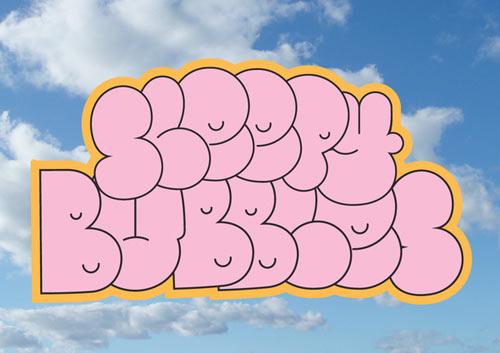 Bednarski-Font-SleepyBubbles-1