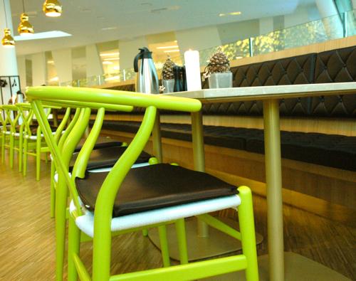 Bella Sky Hotel in main interior design architecture  Category