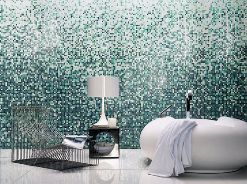 Bisazza Mosaic Tile Pioneers Design Milk