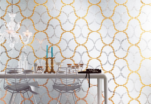 Bisazza: Mosaic Tile Pioneers in main interior design art  Category