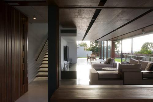 patane residence by bureau proberts design milk. Black Bedroom Furniture Sets. Home Design Ideas