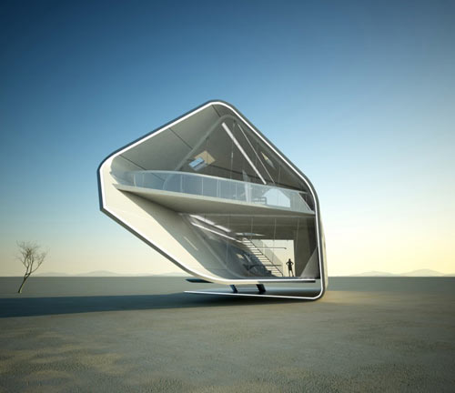 California Roll House By Christopher Daniel in main architecture  Category