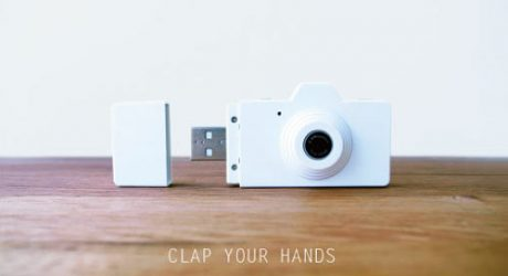 Clap Your Hands Digital USB Camera