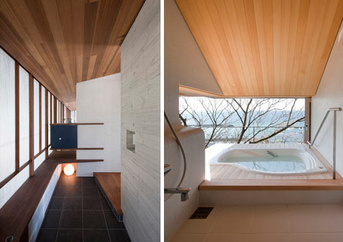 Wind Dyed House by Kazuhiko Kishimoto in main architecture  Category