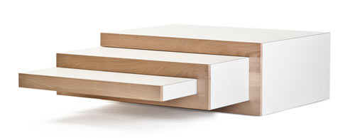 REK Coffee Table by Reinier de Jong