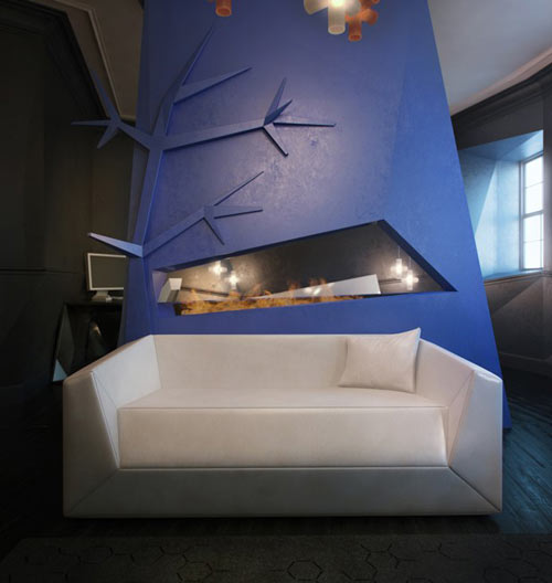 Kiev Apartment by Sergey Makhno in main interior design  Category