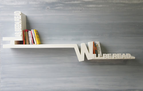 TarGetBooks Shelf by Mebrure Oral in main home furnishings  Category