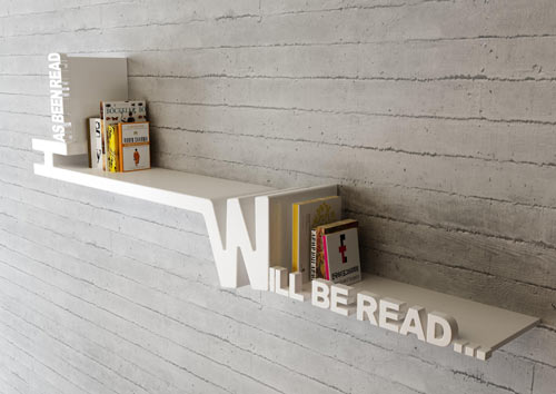 TarGetBooks Shelf by Mebrure Oral