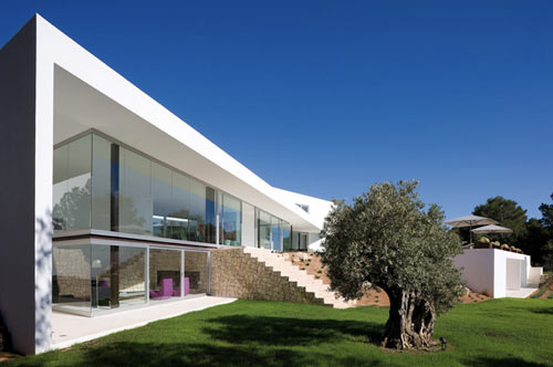 Villa ixos ibiza by bruno erpicum design milk for Home designs by bruno