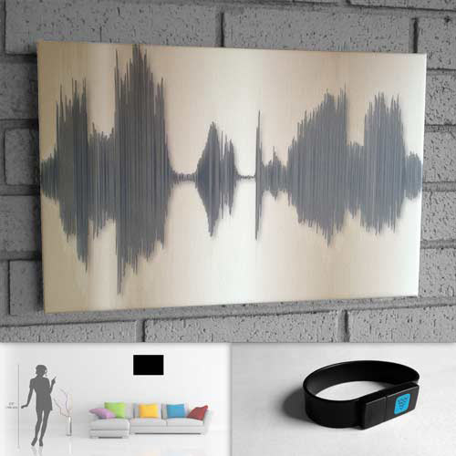 Voice Art Giveaway in sponsor news events home furnishings art  Category