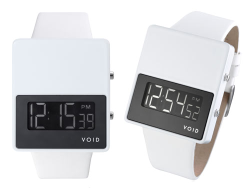Void Watches in technology style fashion main  Category