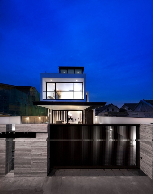 23 Alnwick Road by Park+Associates in main architecture  Category