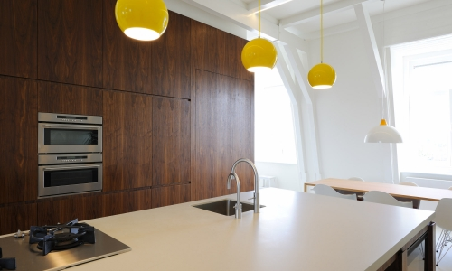 Apartment Weteringschans by I Love Architecture in main interior design  Category