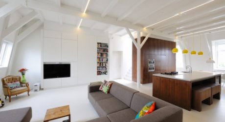 Apartment Weteringschans by I Love Architecture