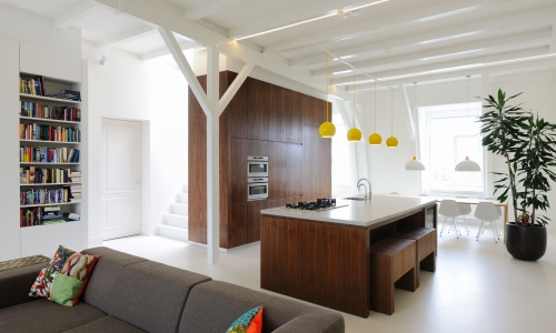 Apartment Weteringschans by I Love Architecture in interior design  Category
