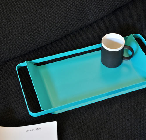 Battista Tray by Mr. Less & Mrs. More