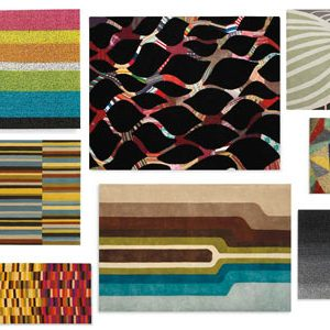 Modern Rugs and Doormats