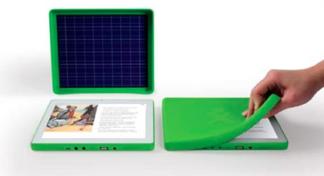 One Laptop Per Child Unveils XO 3.0 Tablet Designed by Yves Behar