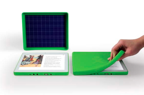 One Laptop Per Child UnveilsXO 3.0 Tablet Designed by Yves Behar