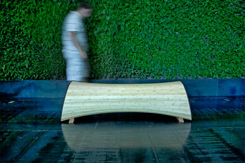 Infinity Bench in main home furnishings  Category