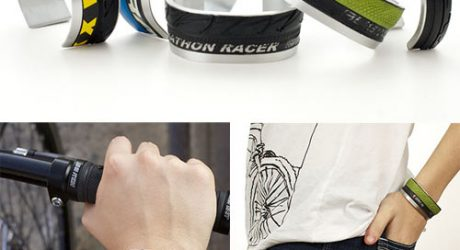 Bike Tire Jewelry