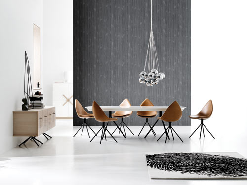 Karim Rashid for BoConcept in main home furnishings  Category