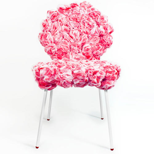 Lolilla Chair by Ahsayane Design Studio