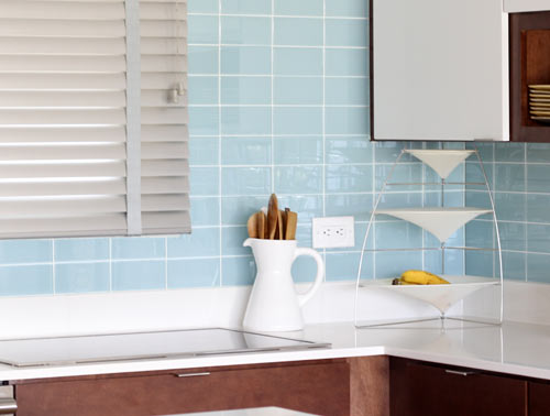 The House Milk Kitchen Project: Tile