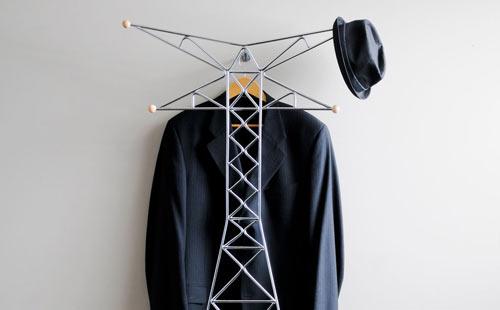 Nanton Coat Rack by Palette Industries