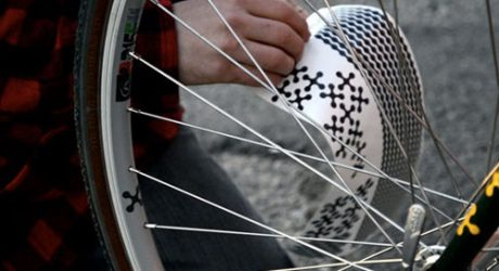 RydeSafe Reflective Bike Decals