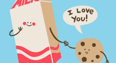 Fresh From The Dairy: Cute Characters