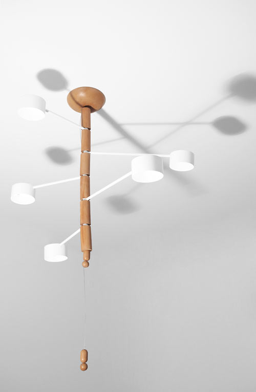 Foldy Lamp Family by Ia Kutateladze in main home furnishings  Category
