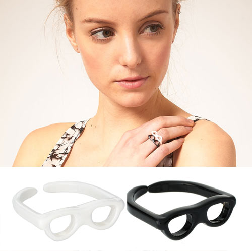 Glasses Rings in style fashion  Category