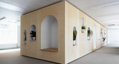 The Monastery by Eriksen Skajaa Architects