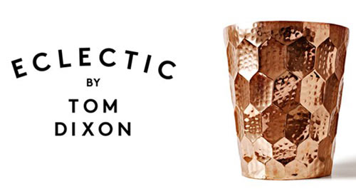 Eclectic by Tom Dixon Launched at Maison & Object in main home furnishings  Category
