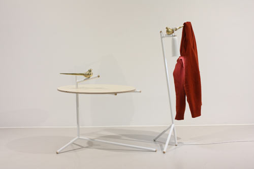 Uccello Table and Lamp in main home furnishings  Category
