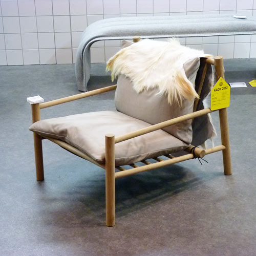 New Bacon at the Stockholm Furniture Fair  in main home furnishings  Category
