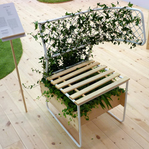 Grow at the Stockholm Furniture Fair in news events home furnishings  Category