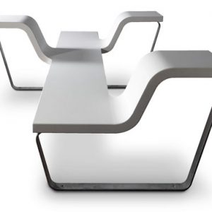 M² Bench by Studio Segers