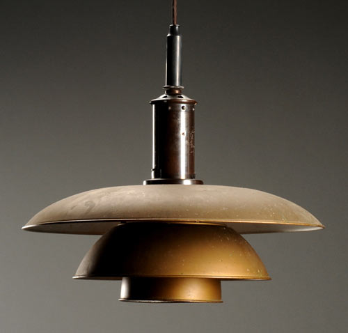 crazy design facts poul henningsen and the ph lamps. Black Bedroom Furniture Sets. Home Design Ideas