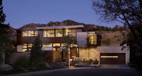 Syncline House by Arch11