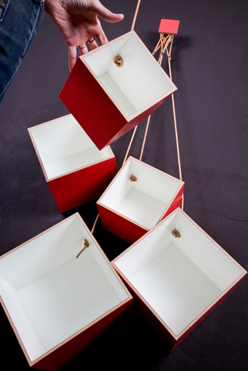 Box 1 7 by Pekka Kuivamäki for BeaMalevich in main home furnishings  Category