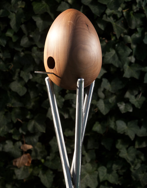 Birdhouse by CPopp Workshop in main home furnishings  Category
