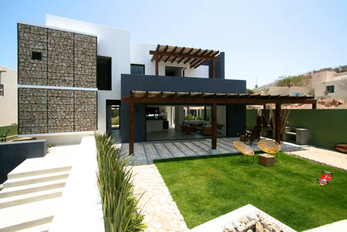 Casa Gavión by Colectivo MX