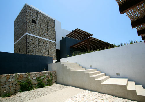 Casa Gavión by Colectivo MX in main architecture  Category