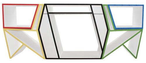 Dis(order) Furniture by Sanjin Halilovic
