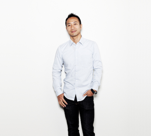 Friday Five with David Lai of Hello Design